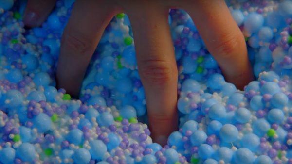 Beck - Colors (Slime Visualizer)