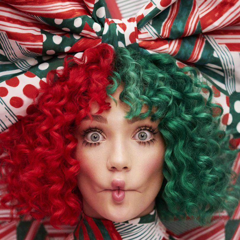Coperta album Sia Everyday is Christmas