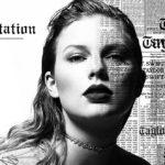 Coperta album Taylor Swift Reputation