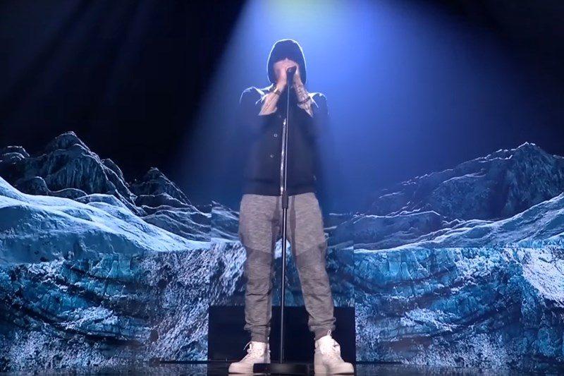 Eminem @MTV EMA 2017