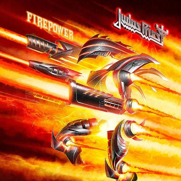 Judas Priest Firepower Coperta