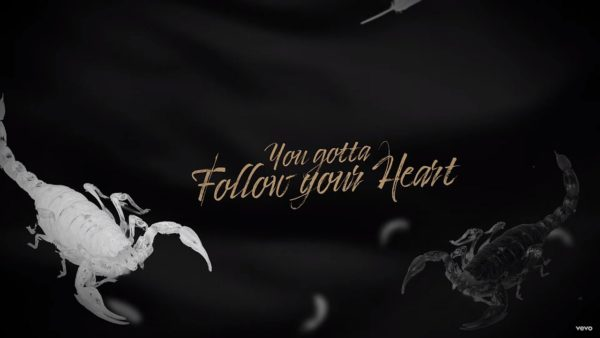 Lyric Video Scorpions Follow Your Heart