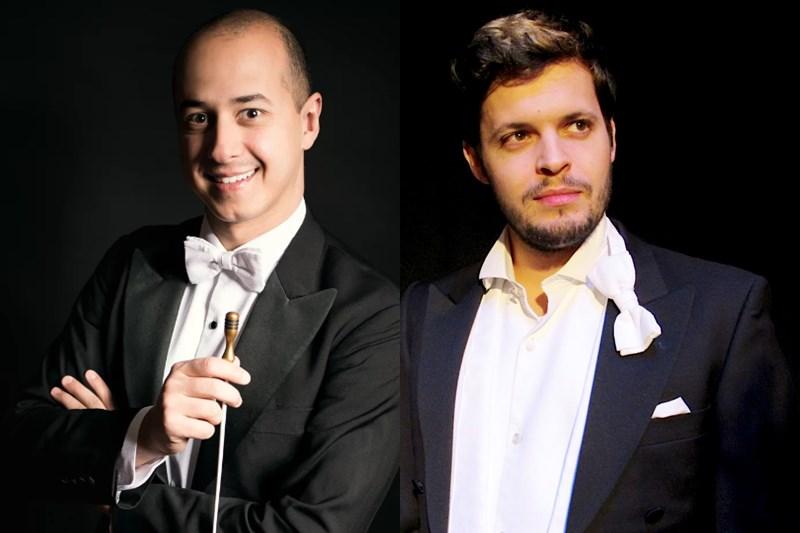 Vinicius Kattah și Philippe Spiegel