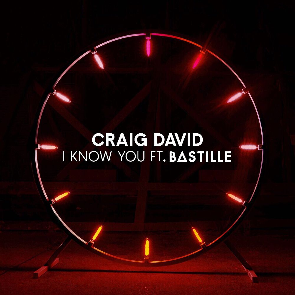 Single Craig David Bastille I Know You