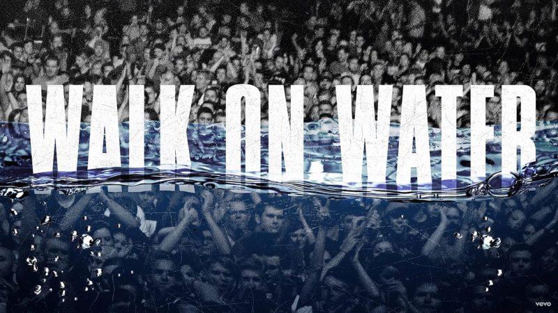 Single Eminem Beyonce Walk on Water