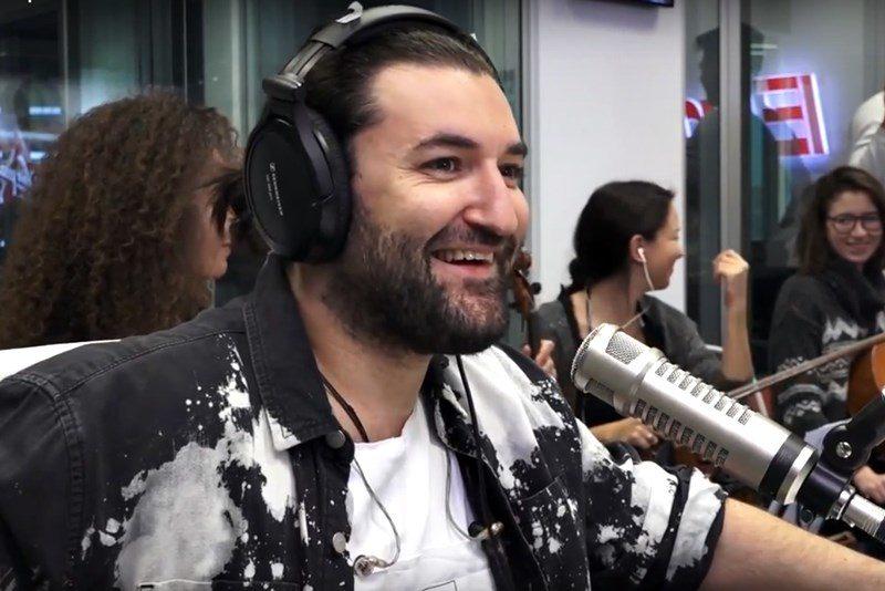 Smiley la Europa FM