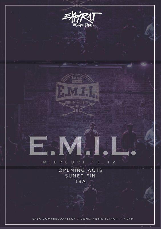 E.M.I.L. la Expirat Club
