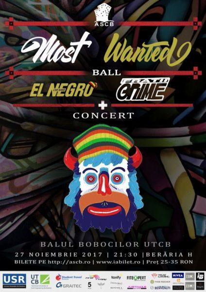 Poster eveniment Frații Grime și El Negro