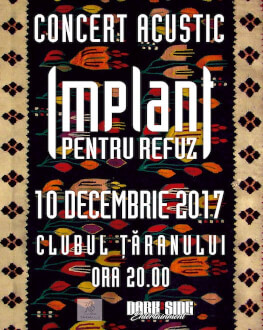 Implant Pentru Refuz la Clubul Țăranului Român
