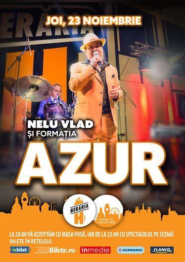 Azur & Nelu Vlad la Berăria H