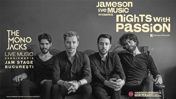 The Mono Jacks la JamStage