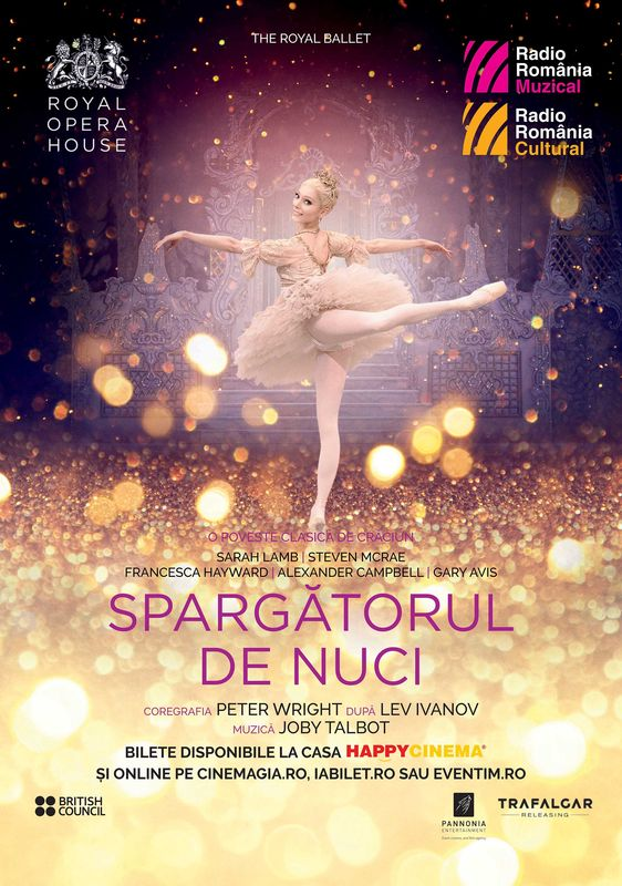 The Royal Ballet - Spărgătorul de nuci la Happy Cinema