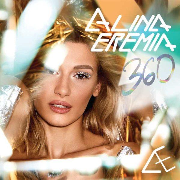 Cover album Alina Eremia - 360