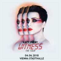 Katy Perry la Wiener Stadthalle