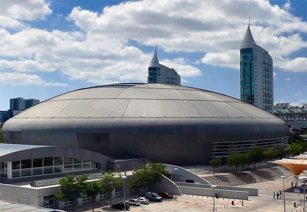 Altice Arena din Lisbon