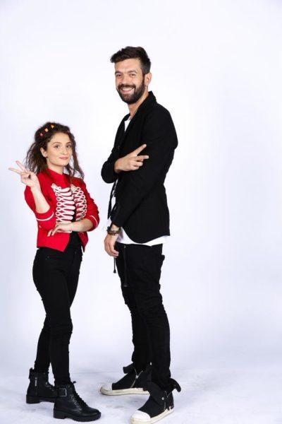 Oana Cenușe și Ștefan Știucă - dueluri Vocea României 2017