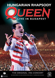 Queen – Hungarian Rhapsody: Live In Budapest 1986 la Happy Cinema