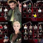 A treia serie de dueluri - Vocea României 2017