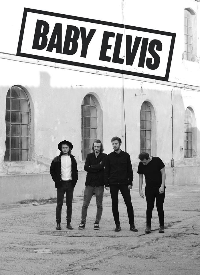 Baby Elvis la Club Control