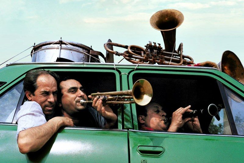 Fanfare Ciocârlia vine la Jazz In The Park 2018