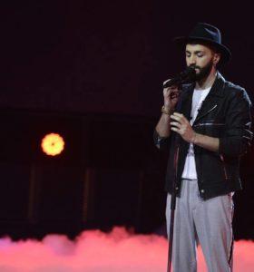 Salvatore Pierluca - finalist X Factor 2017
