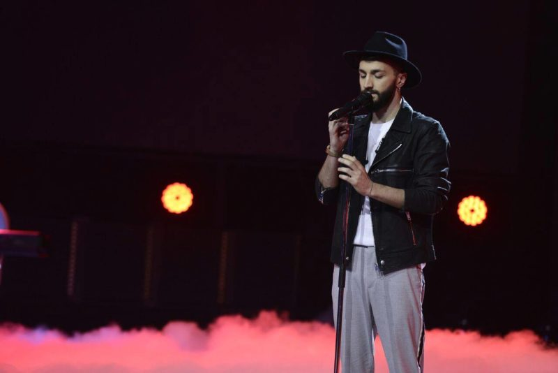 Salvatore Pierluca - finalist X Factor 2017
