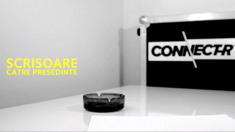 Single Connect-R Cortes Scrisoare Catre Presedinte