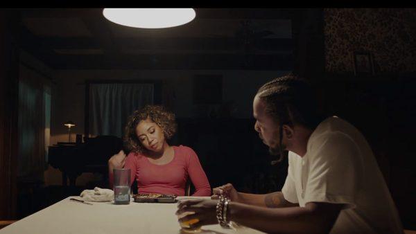 Videoclip Kendrick Lamar Zacari LOVE