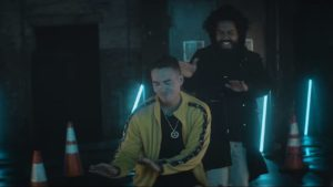 Videoclip Major Lazer Sean Paul J Balvin Buscando Huellas