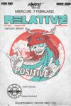 Relative - lansare album