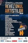 Revelionul Artiștilor 2018