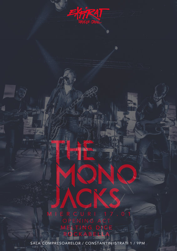 The Mono Jacks la Expirat Club