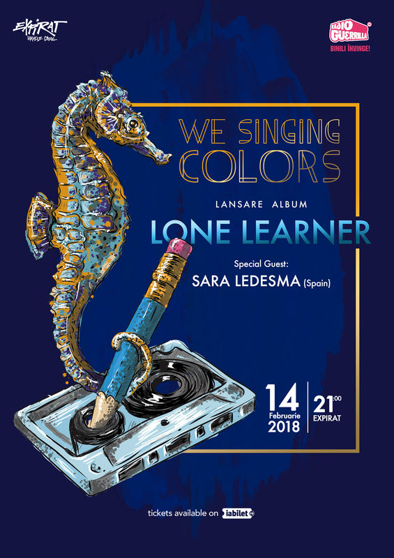 We Singing Colors la Expirat Club