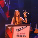 Ana Munteanu, câștigătoarea emisiunii Vocea României 2017