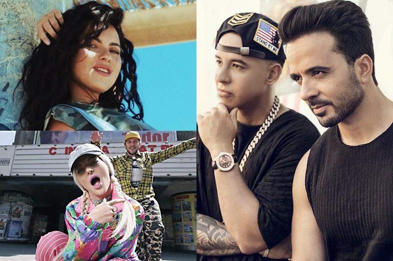 Cele mai populare videoclipuri în 2017