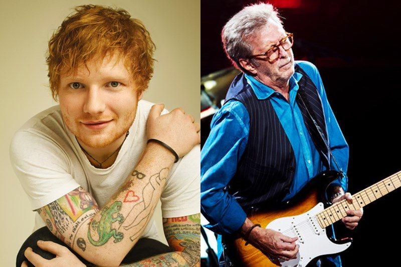 Ed Sheeran / Eric Clapton