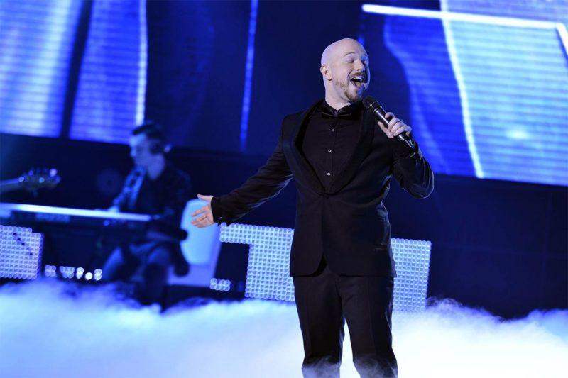 Jeremy Ragsdale în finala X Factor România 2017
