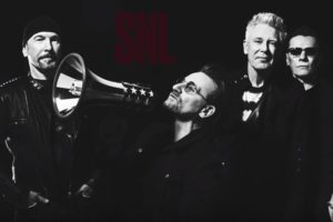 """U2 - """"Get Out Of Your Own Way"""" (Live On SNL)"""