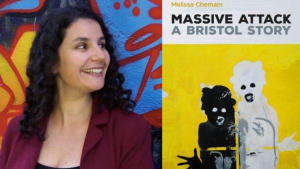 Massive Attack carte A Bristol Story