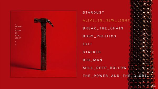 IAMX - Alive In New Light (primul single extras de pe album)