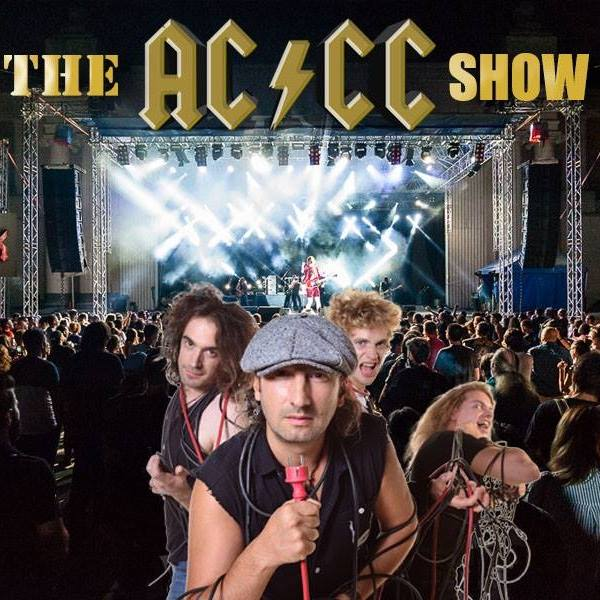 The AC/CC Show la Arenele Romane
