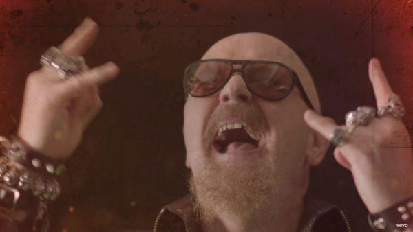 Videoclip Judas Priest Lightning Strike
