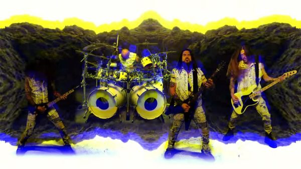 Videoclip Machine Head Kaleidoscope