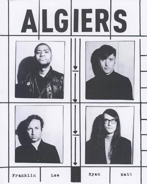Poster eveniment Algiers