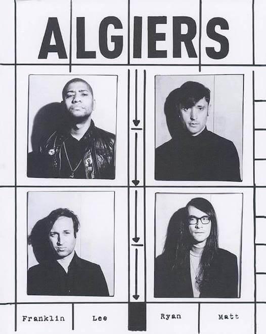Algiers la Club Control