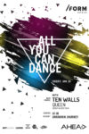 All You Can Dance with Ten Walls