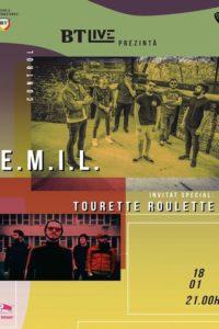BTLive: E.M.I.L. | Tourette Roulette
