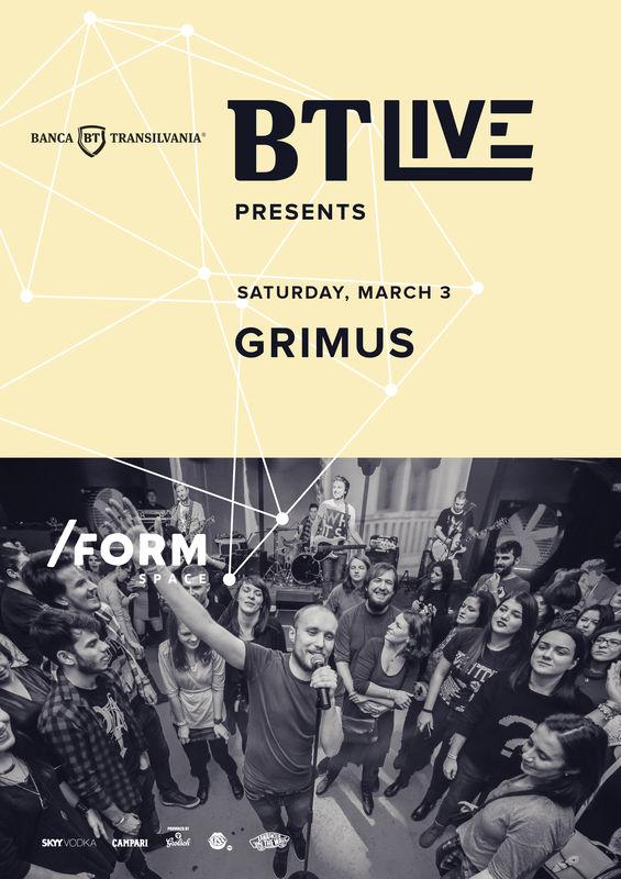 BTLive: Grimus la Form Space Club