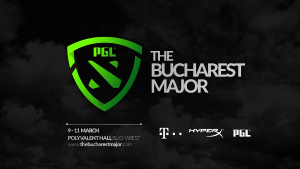 The Bucharest Dota 2 Major la Sala Polivalentă