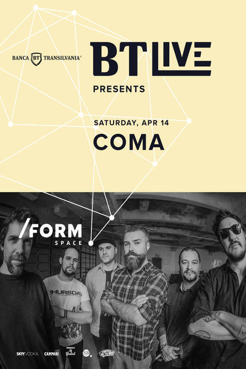 BT Live: Coma la Form Space Club